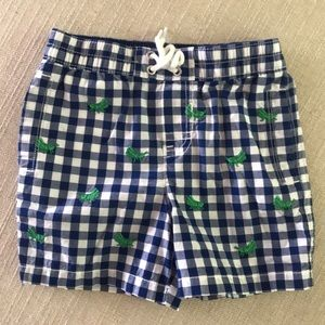 Ralph Lauren grasshopper shorts